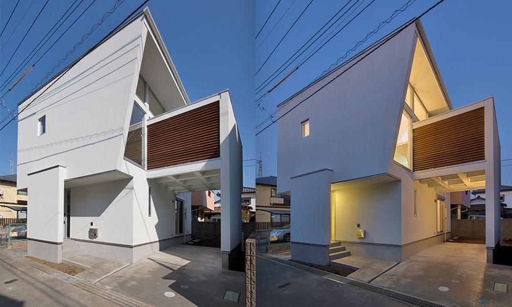 Y邸:埼玉県志木市